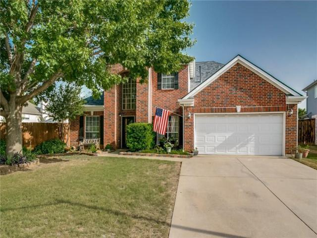 5917 Rushing Creek Court, Haltom City, TX 76137 (MLS #13891874) :: The Real Estate Station