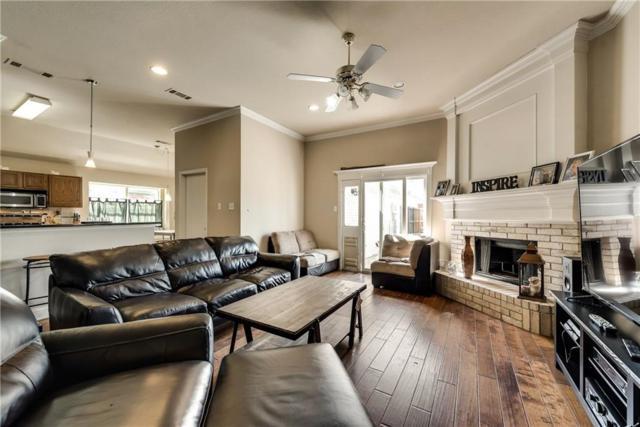 7305 Caruth Drive, Rowlett, TX 75089 (MLS #13891911) :: Exalt Realty