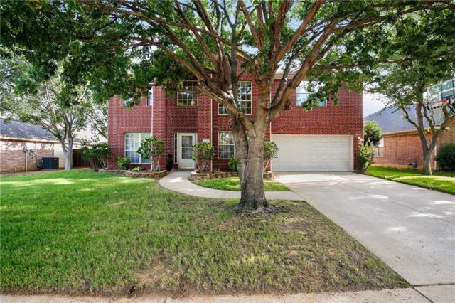 1701 Redwood Drive, Corinth, TX 76210 (MLS #13891920) :: Real Estate By Design
