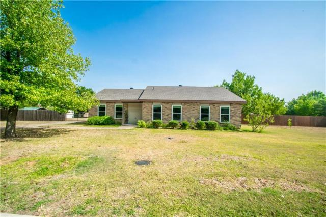 2922 Barrow Drive, Denton, TX 76207 (MLS #13891938) :: Real Estate By Design