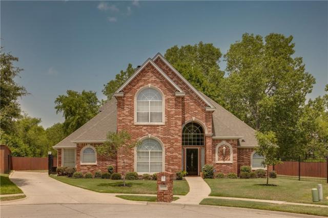 5572 Greenview Court, North Richland Hills, TX 76148 (MLS #13891970) :: Team Hodnett
