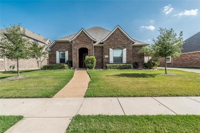 1250 Amistad Drive, Prosper, TX 75078 (MLS #13892046) :: Real Estate By Design
