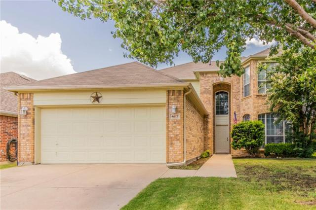 4617 Vista Meadows Drive, Fort Worth, TX 76244 (MLS #13892152) :: RE/MAX Town & Country