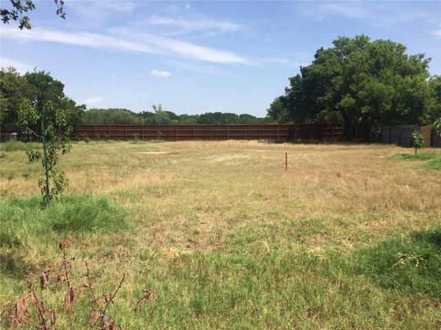 8516 Chuck Drive, North Richland Hills, TX 76182 (MLS #13892165) :: Team Hodnett