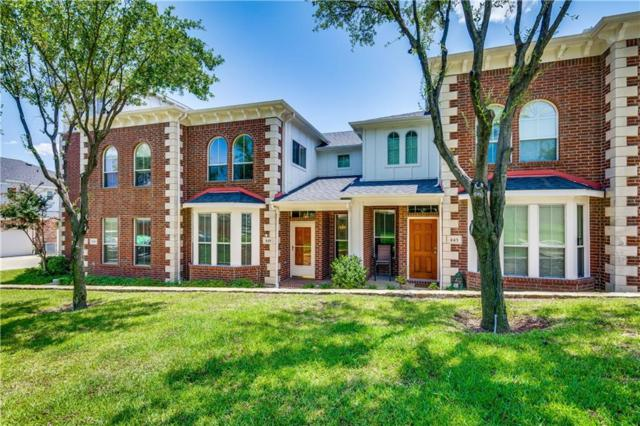 449 Legends Drive, Lewisville, TX 75057 (MLS #13892178) :: Team Tiller