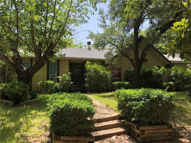717 Edelweiss Drive, Grand Prairie, TX 75052 (MLS #13892197) :: Century 21 Judge Fite Company