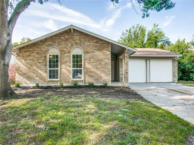 422 Stonecreek Drive, Arlington, TX 76014 (MLS #13892311) :: Century 21 Judge Fite Company