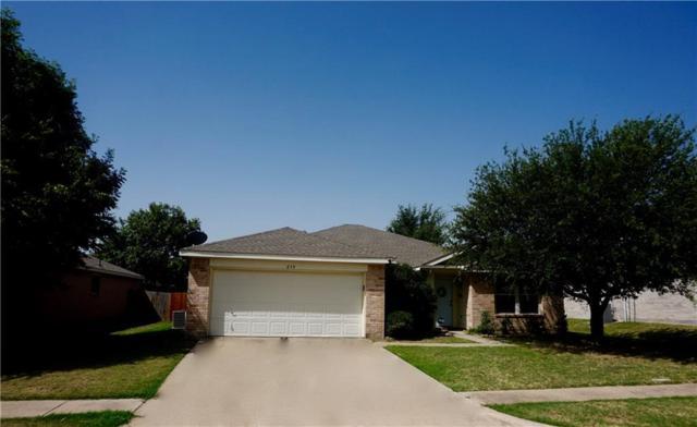 239 Pine Crest Drive, Justin, TX 76247 (MLS #13892370) :: Exalt Realty
