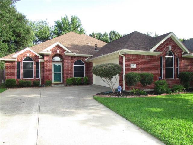 2733 Lakeside Drive, Burleson, TX 76028 (MLS #13892376) :: Team Hodnett