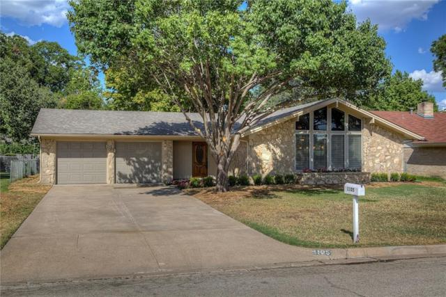 1105 Mildred Lane, Benbrook, TX 76126 (MLS #13892396) :: Potts Realty Group