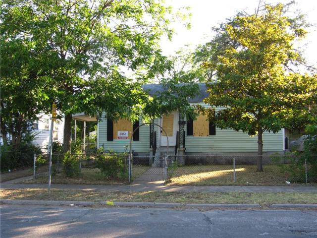 4202 Mount Royal Street, Dallas, TX 75211 (MLS #13892450) :: Exalt Realty