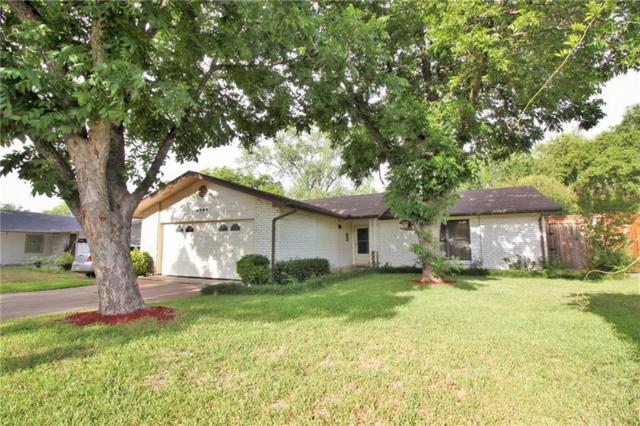 2707 Concord Drive, Arlington, TX 76014 (MLS #13892488) :: Team Hodnett