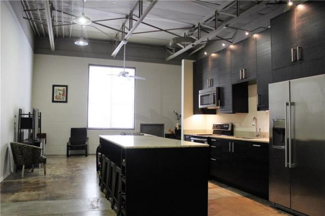 215 N Walton Street #4, Dallas, TX 75226 (MLS #13892509) :: RE/MAX Town & Country
