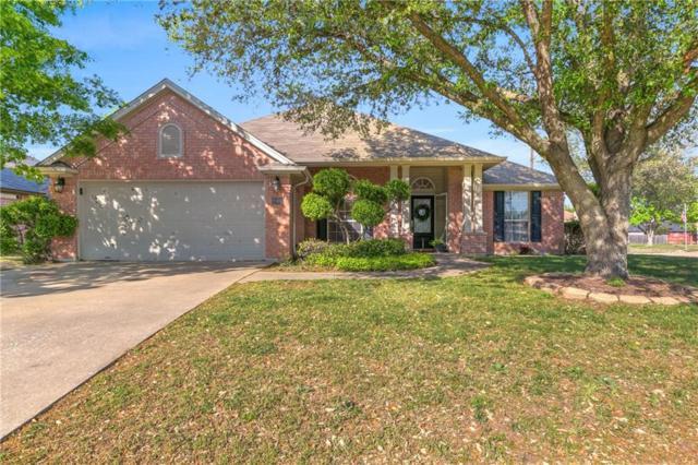 1100 Highcrest Drive, Burleson, TX 76028 (MLS #13892512) :: Century 21 Judge Fite Company