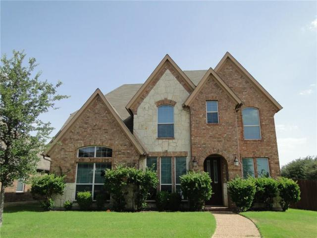21 Stand Rock Court, Frisco, TX 75034 (MLS #13892598) :: RE/MAX Town & Country