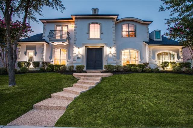 1628 Gladewater Drive, Allen, TX 75013 (MLS #13892609) :: Team Hodnett