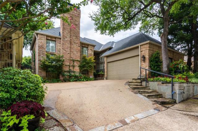 6916 Hillpark Drive, Dallas, TX 75230 (MLS #13892644) :: Robbins Real Estate Group