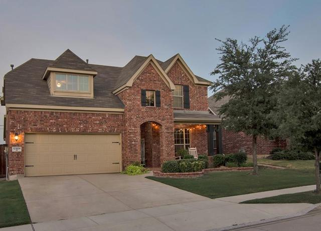 12904 Parade Grounds Lane, Fort Worth, TX 76244 (MLS #13892677) :: Real Estate By Design