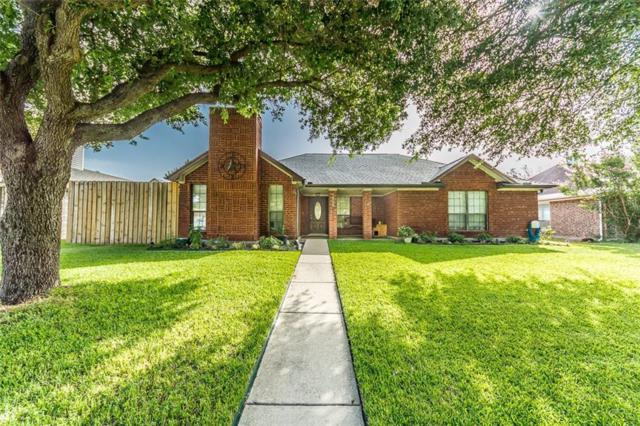 1505 Clover Drive, Allen, TX 75002 (MLS #13892751) :: RE/MAX Town & Country