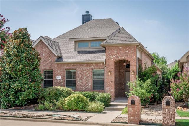 1313 Snowberry Drive, Allen, TX 75013 (MLS #13892813) :: Team Hodnett