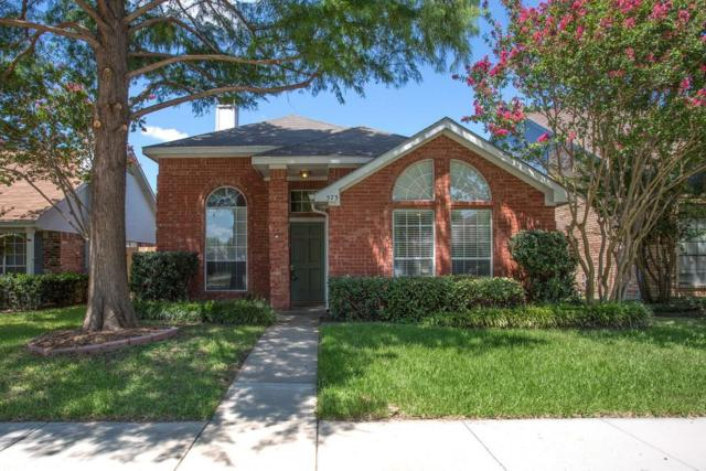 573 Lake Forest Drive, Coppell, TX 75019 (MLS #13892832) :: Baldree Home Team