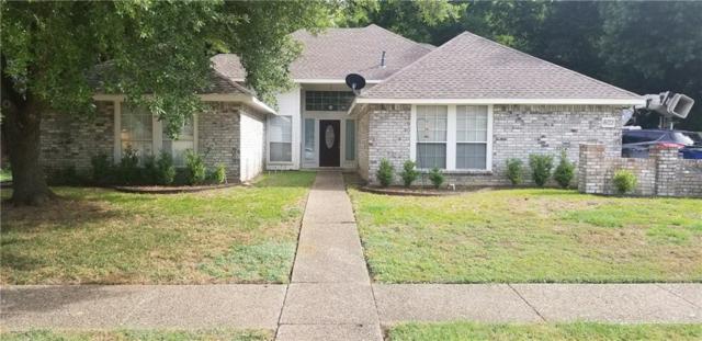 802 Mill Creek Road, Lancaster, TX 75146 (MLS #13892854) :: Pinnacle Realty Team