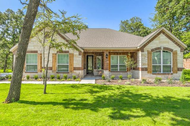 115 Spanish Oak Drive, Krugerville, TX 76227 (MLS #13892862) :: The Real Estate Station