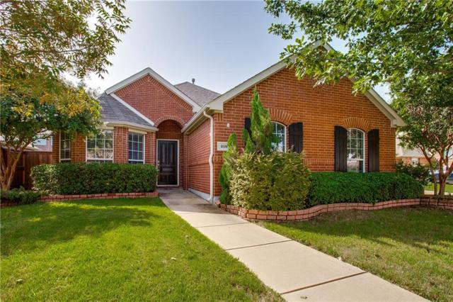 218 Beacon Hill Lane, Forney, TX 75126 (MLS #13892927) :: The Real Estate Station