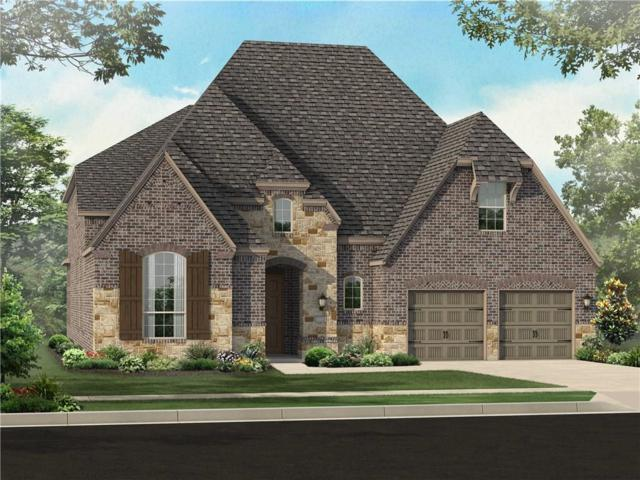 10813 Sycamore Falls Drive, Flower Mound, TX 76226 (MLS #13892936) :: The Real Estate Station