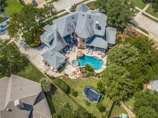 1001 Timberline Drive, Heath, TX 75032 (MLS #13892955) :: Team Hodnett