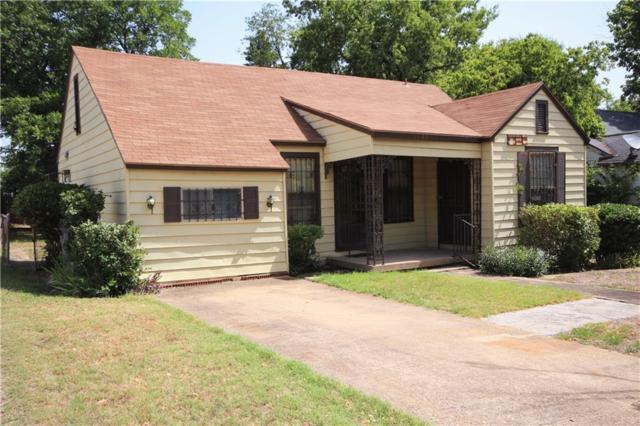 1527 E Elmore Avenue, Dallas, TX 75216 (MLS #13893003) :: Baldree Home Team