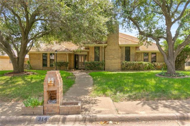 314 Cardinal Creek Drive, Duncanville, TX 75137 (MLS #13893022) :: RE/MAX Pinnacle Group REALTORS