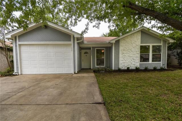 5405 Spring Willow Drive, Arlington, TX 76018 (MLS #13893141) :: Team Hodnett