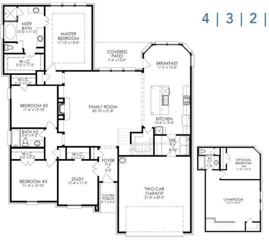 3621 Raffield Court, Midlothian, TX 76065 (MLS #13893160) :: RE/MAX Pinnacle Group REALTORS