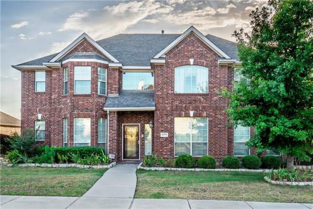 9379 Prestwick Drive, Frisco, TX 75033 (MLS #13893161) :: RE/MAX Town & Country