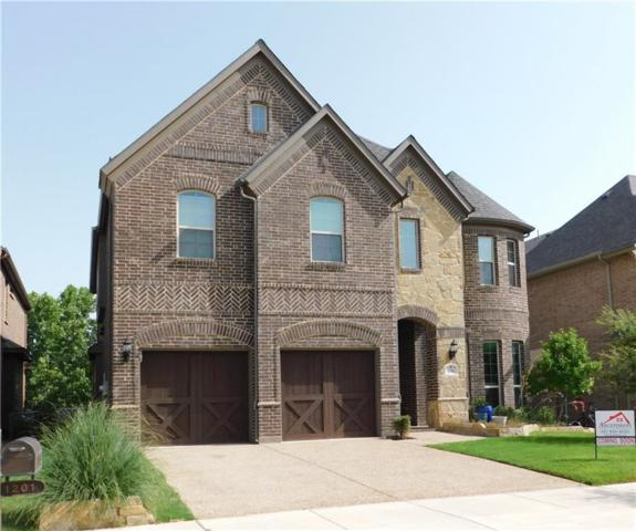 1201 Reese Way, Lantana, TX 76226 (MLS #13893237) :: The Real Estate Station