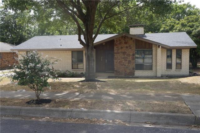 319 Tanglewood Drive, Duncanville, TX 75116 (MLS #13893296) :: Pinnacle Realty Team