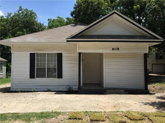 608 N Adelaide Street, Terrell, TX 75160 (MLS #13893305) :: RE/MAX Pinnacle Group REALTORS