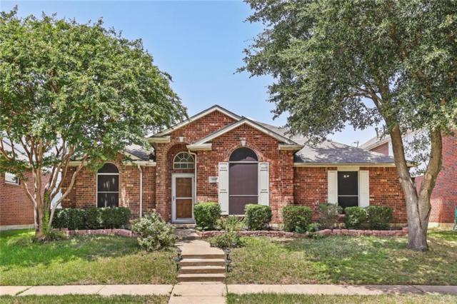 3820 Red Oak Trail, The Colony, TX 75056 (MLS #13893348) :: Team Hodnett