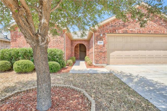 504 Stirrup Bar Drive, Fort Worth, TX 76179 (MLS #13893451) :: Team Hodnett
