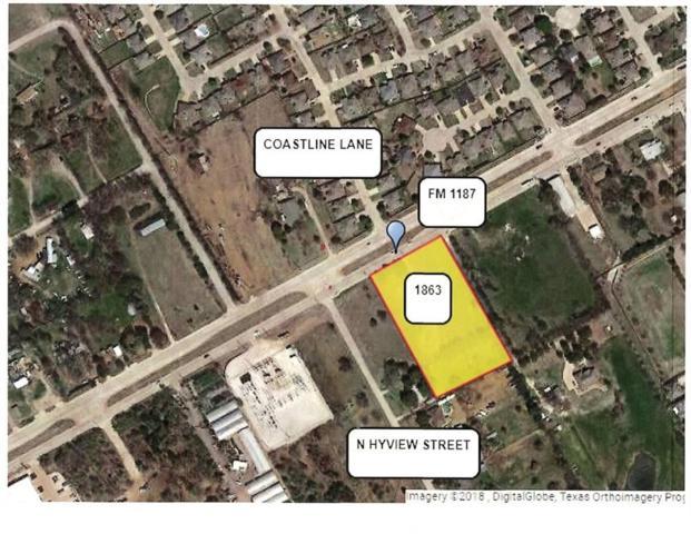 1863 Fm Road 1187, Mansfield, TX 76063 (MLS #13893513) :: The Chad Smith Team