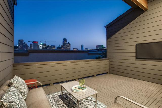 3170 Carmel #106, Dallas, TX 75204 (MLS #13893516) :: Team Hodnett