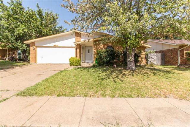 7316 Bristlecone Court, Fort Worth, TX 76137 (MLS #13893617) :: RE/MAX Pinnacle Group REALTORS