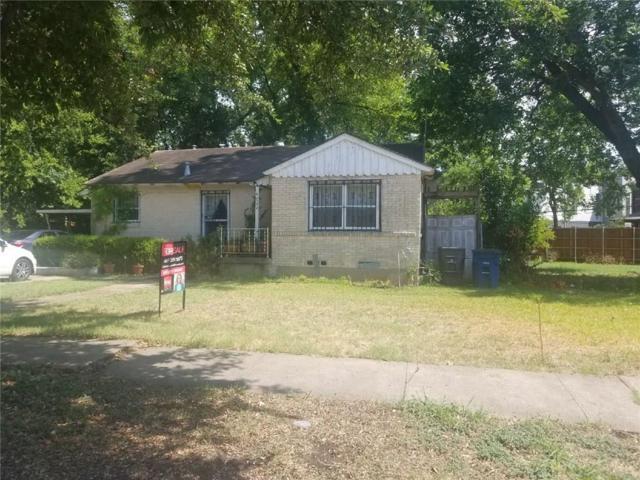 4622 Coles Manor Place, Dallas, TX 75204 (MLS #13893683) :: Team Hodnett