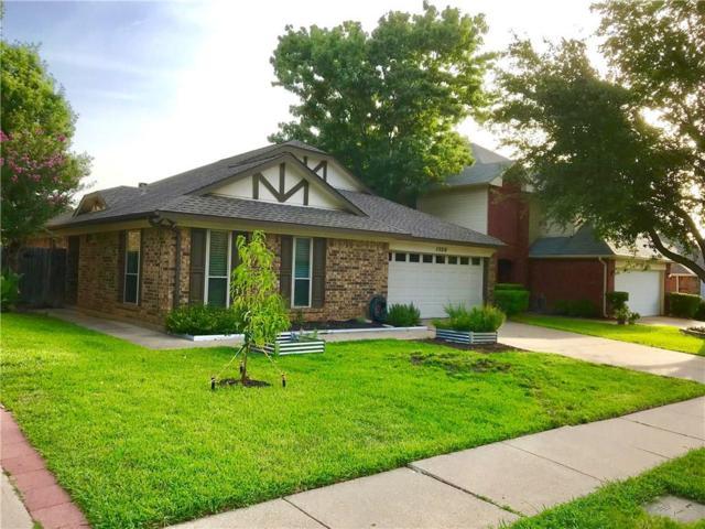 1520 Briarcrest Drive, Grapevine, TX 76051 (MLS #13893987) :: RE/MAX Pinnacle Group REALTORS