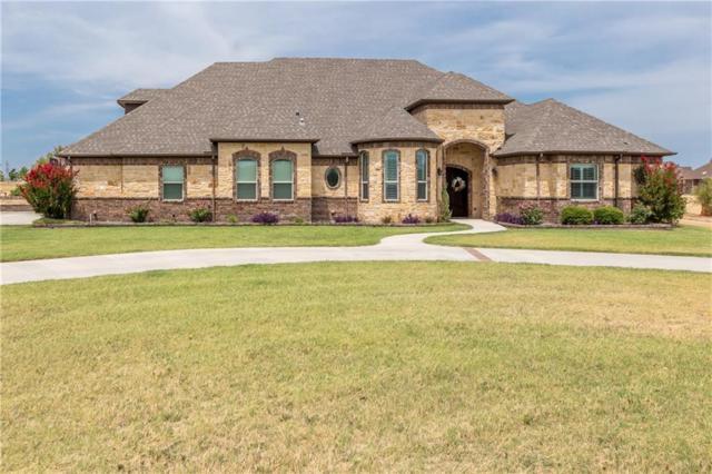 109 Crosshair Court, Azle, TX 76020 (MLS #13893995) :: Frankie Arthur Real Estate