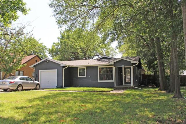 112 Walnut Street, Terrell, TX 75160 (MLS #13894005) :: Team Hodnett