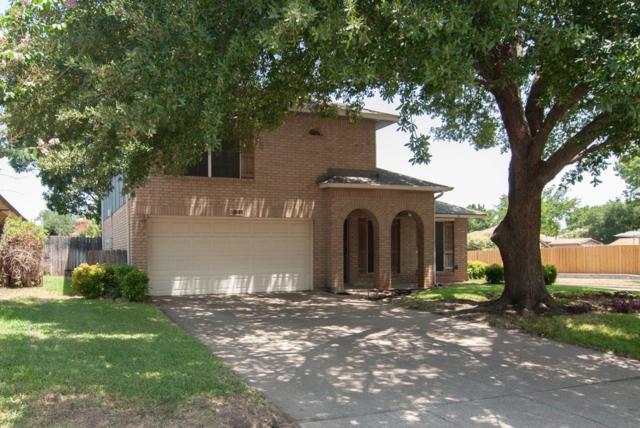 8641 Brushy Creek Trail, Fort Worth, TX 76118 (MLS #13894092) :: Team Hodnett