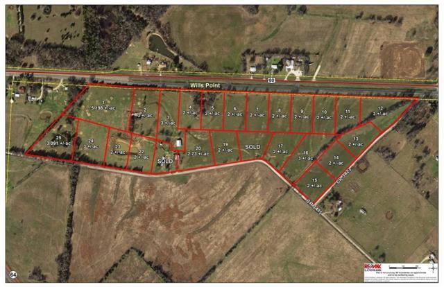 20 Cr 3415, Wills Point, TX 75169 (MLS #13894104) :: Frankie Arthur Real Estate