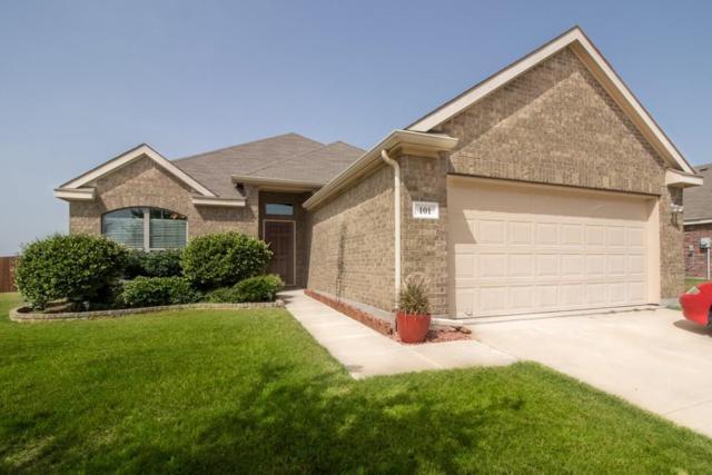 101 Doe Meadow Lane, Forney, TX 75126 (MLS #13894154) :: RE/MAX Landmark